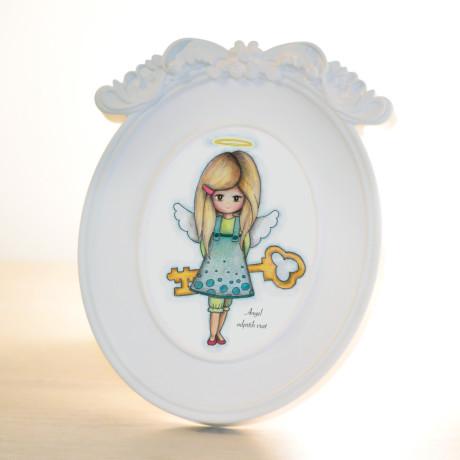 Oval - Angel odprtih vrat