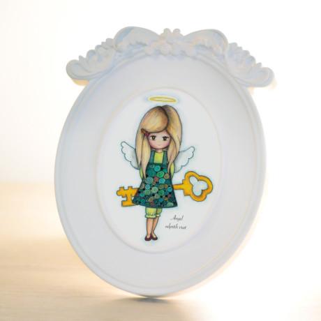 Oval - Angel odprtih vrat (Special)